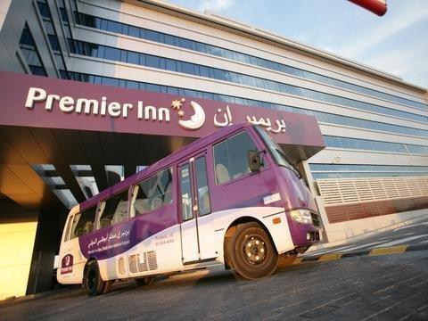 Premier Inn Abu Dhabi International Airport - фото 20