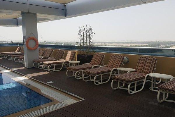 Premier Inn Abu Dhabi International Airport - фото 21