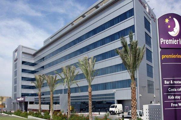 Premier Inn Abu Dhabi International Airport - фото 23