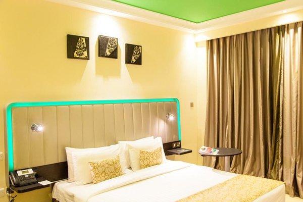 Park Inn by Radisson Hotel Apartments Al Rigga - фото 50