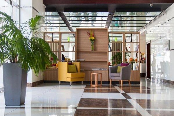 Park Inn by Radisson Hotel Apartments Al Rigga - фото 16