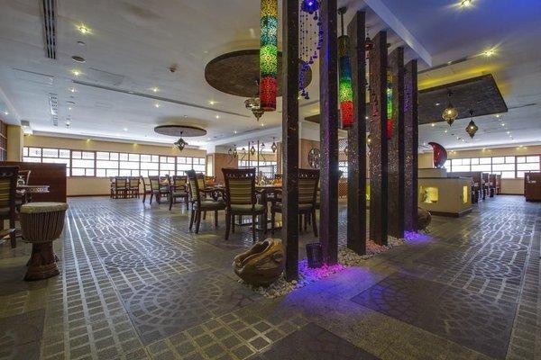 Park Inn by Radisson Hotel Apartments Al Rigga - фото 21
