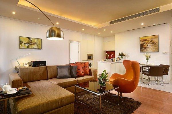 Fraser Suites CBD, Beijing - фото 4