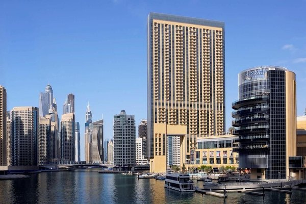 The Address Dubai Marina - фото 23