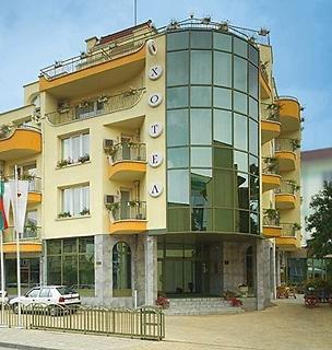 Бест Вестерн Отель Бистра & Галина - фото 22