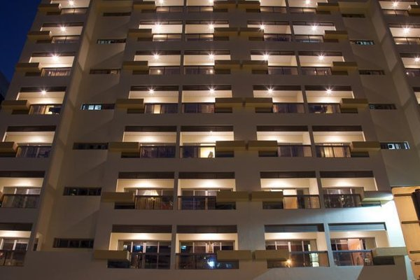 ALMAS HOTEL APARTMENT - фото 14