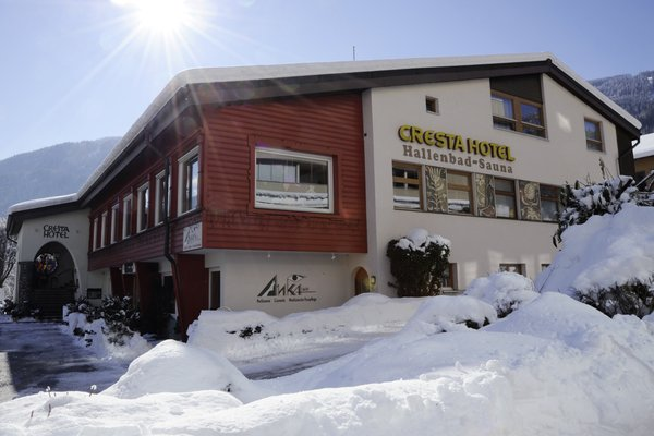 Hotel Cresta - фото 21