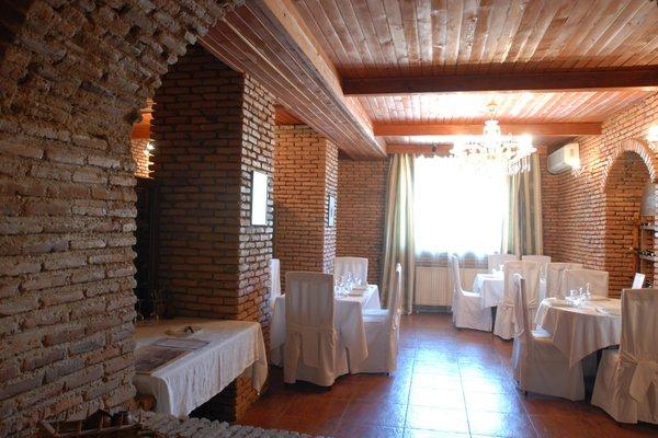 Hotel Rcheuli Marani - фото 17