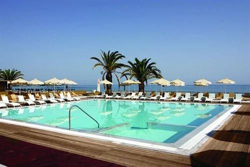 Aktia Lounge Hotel & Spa, Сталида