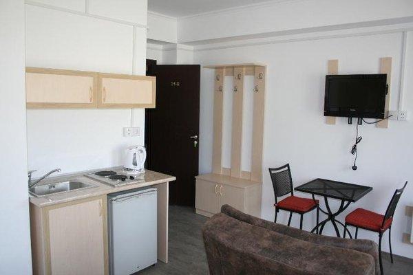 Отель Mgzavrebi Bakuriani - фото 14