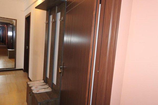 Отель Mgzavrebi Bakuriani - фото 15