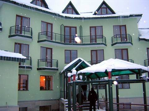 Hotel Villa Palace - фото 23