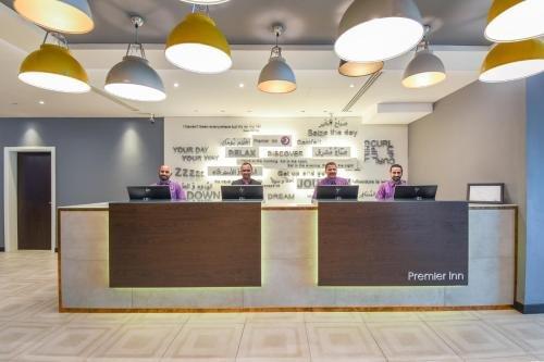 Premier Inn Dubai International Airport - фото 11