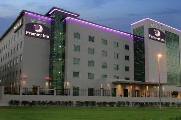 Premier Inn Dubai International Airport - фото 21