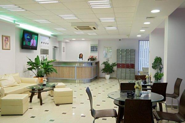 Отель Бижу - фото 15