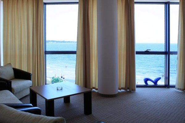 Отель Бижу - фото 16