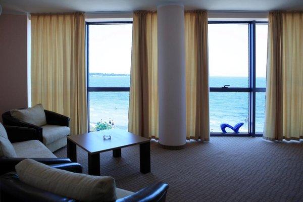 Отель Бижу - фото 4