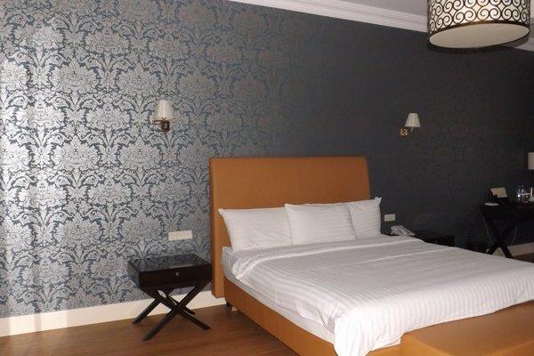 Президент Плаза Отель - фото 2