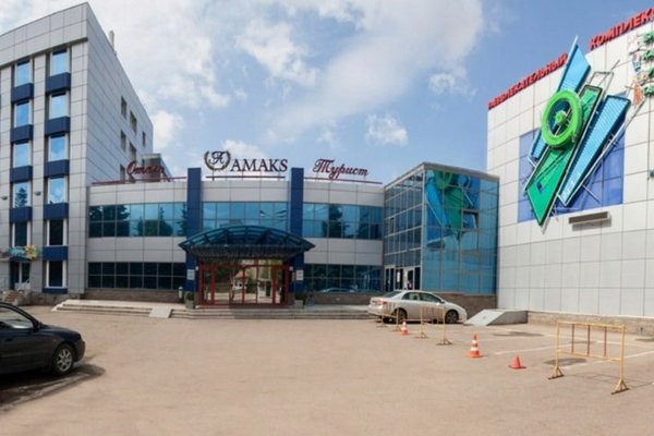 Амакс Турист Отель Уфа - фото 23