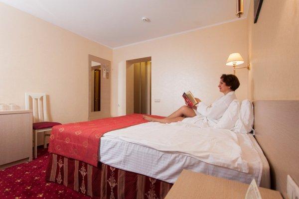 Амакс Турист Отель Уфа - фото 5