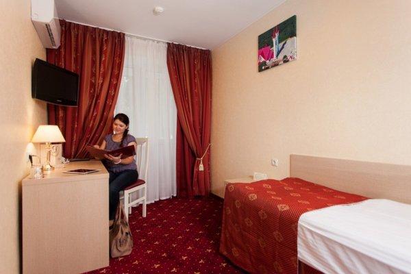 Амакс Турист Отель Уфа - фото 9
