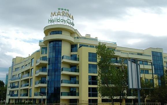 Aparthotel Marina Holiday Club & SPA - фото 50
