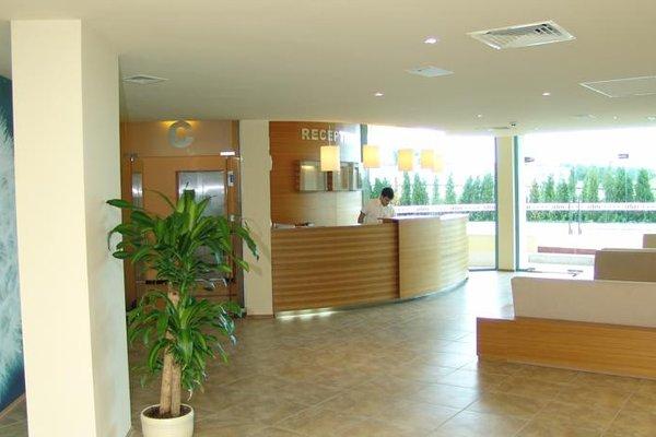 Aparthotel Marina Holiday Club & SPA - фото 16