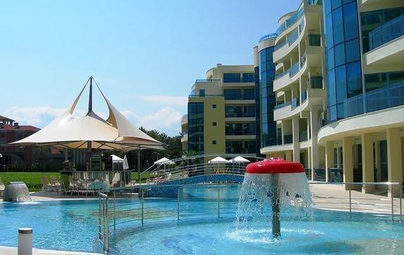 Aparthotel Marina Holiday Club & SPA - фото 21