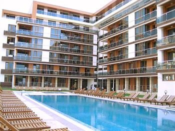 Pomorie Bay Apartments and Spa - фото 48
