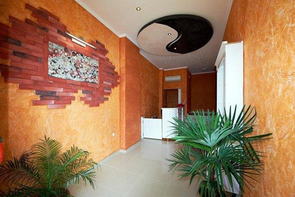 Hotel Paros - фото 12