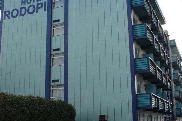 Отель Родопи - фото 23