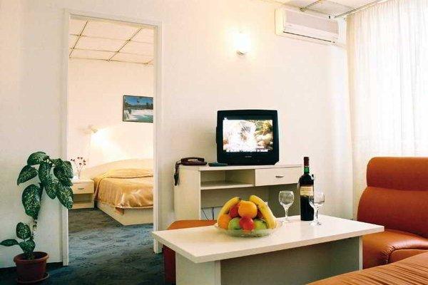 Отель Родопи - фото 6