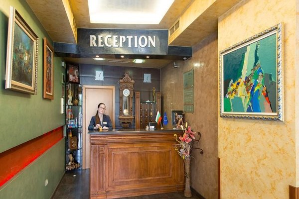 Hotel Gabi - фото 14