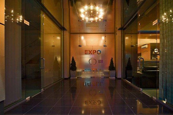 Expo Hotel - фото 17