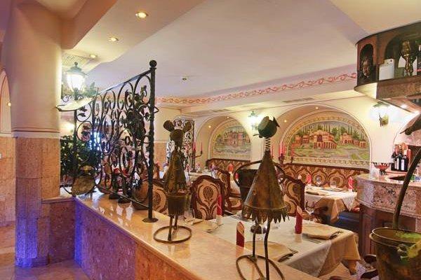 Boutique Hotel Boris Palace & Restaurant - фото 15