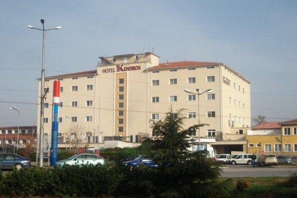 Kendros Hotel - фото 22