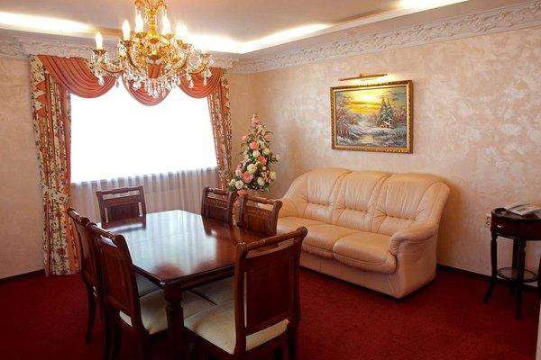 Гостиница Октябрьская - фото 12