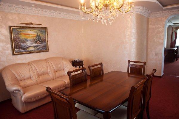 Гостиница Октябрьская - фото 13