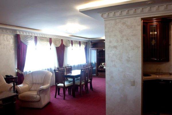 Гостиница Октябрьская - фото 15