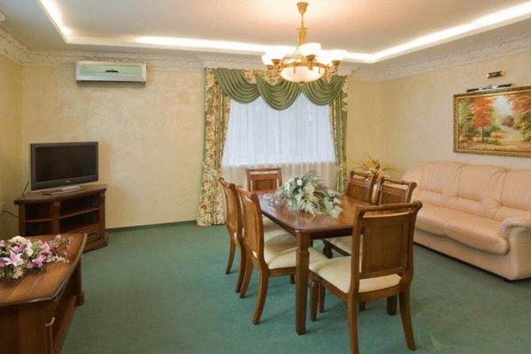 Гостиница Октябрьская - фото 20
