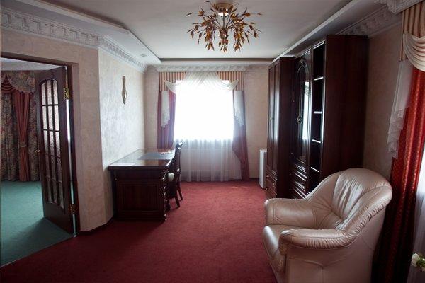 Гостиница Октябрьская - фото 6