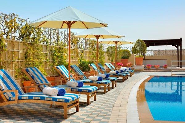 Marriott Executive Apartments Dubai Creek - фото 28