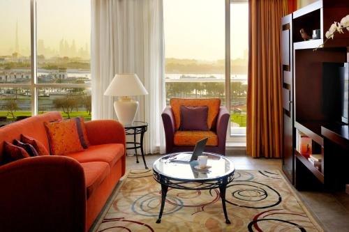 Marriott Executive Apartments Dubai Creek - фото 18