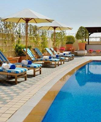 Marriott Executive Apartments Dubai Creek - фото 20