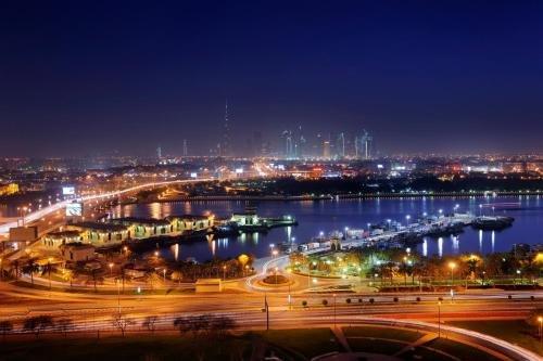 Marriott Executive Apartments Dubai Creek - фото 23