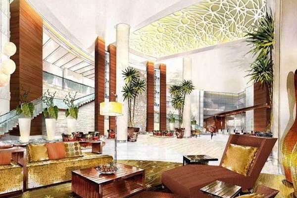 Marriott Executive Apartments Dubai Creek - фото 3