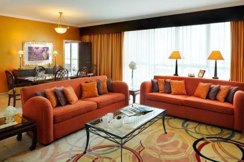 Marriott Executive Apartments Dubai Creek - фото 4