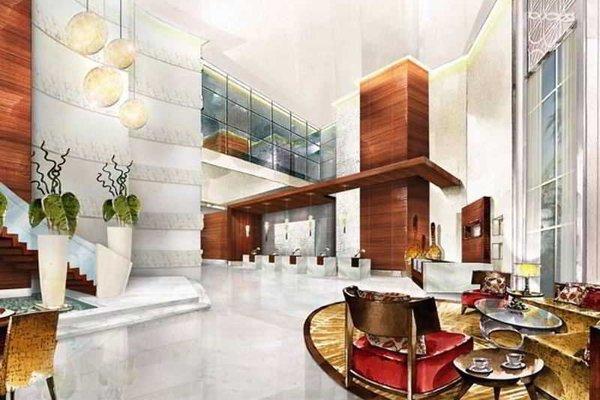 Marriott Executive Apartments Dubai Creek - фото 5