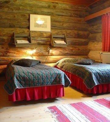 Гостиница «Lapland Luostotunturi», Луосто