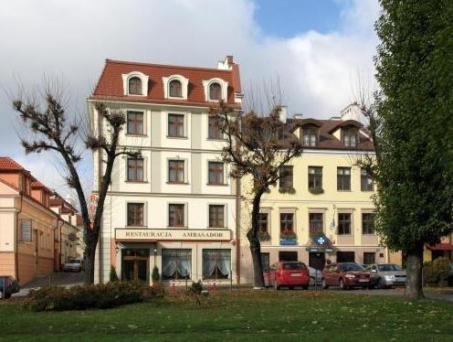 Hotel Ambasadorski Rzeszow - фото 22